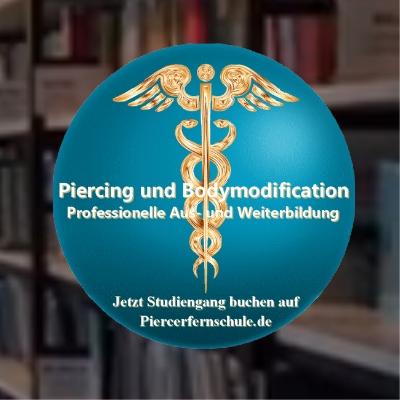 Piercerfernlehrgang: Vorlagen und Muster für Piercer I Ausbildung zum Piercer auf Piercerfernschule.de