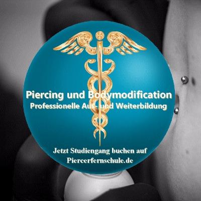 Piercerfernlehrgang: Fach und Profiwissen für Piercer I Ausbildung zum Piercer auf Piercerfernschule.de