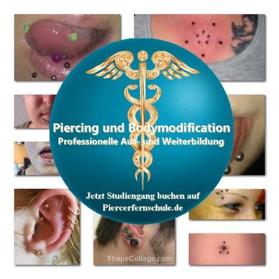 Anleitung um das Stechen von Piercings zu lernen